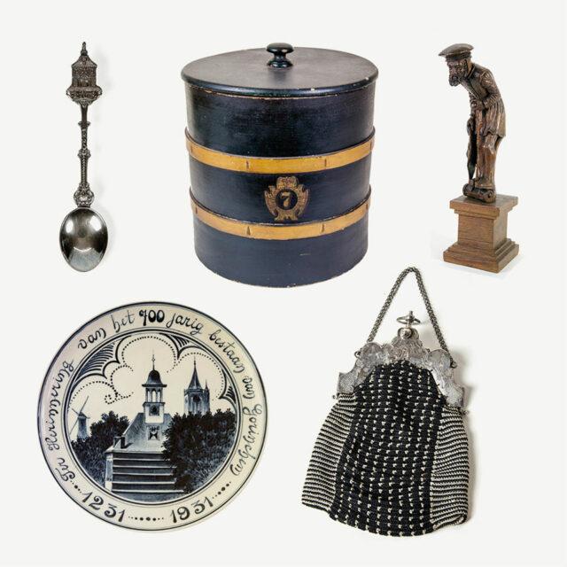 kunstvoorwerpen museumcollectie