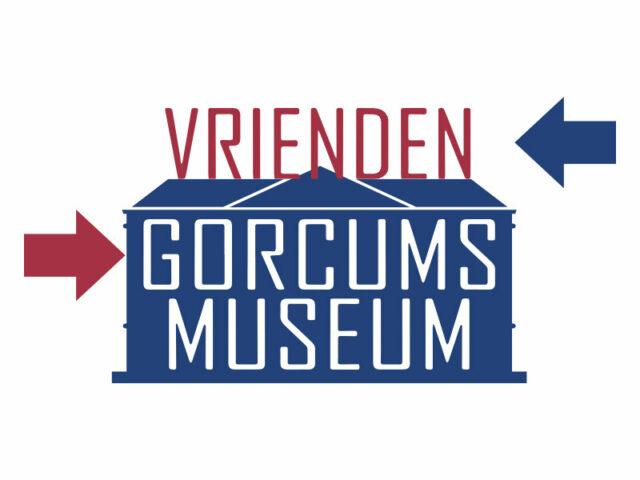 Logo vrienden van het Gorcums Museum